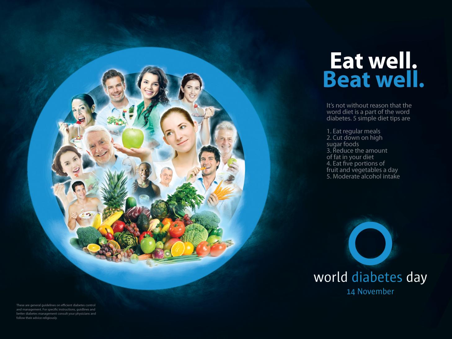 World Diabetes Day 2014